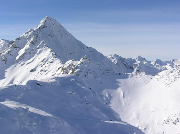 Sölden Skitest